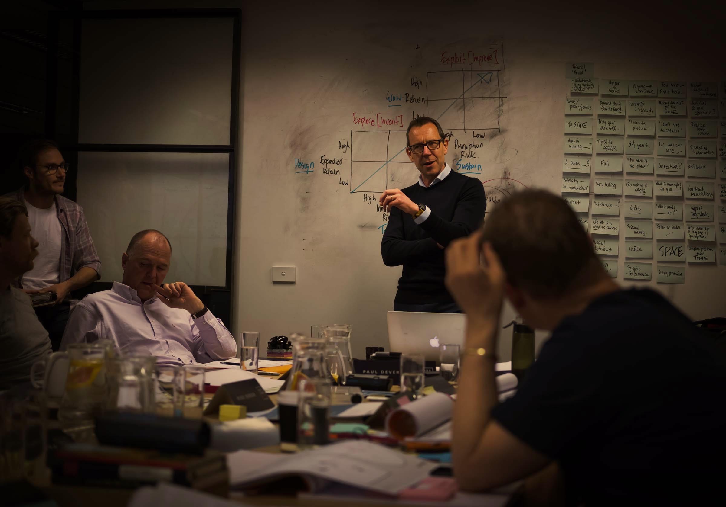 Cameron Schwab - Melbourne CEO Mastermind Expert Facilitator