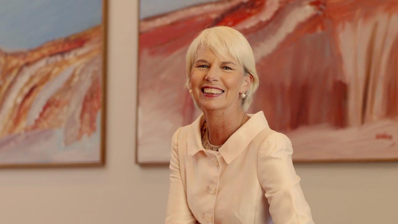 Gail Kelly - Melbourne CEO Mastermind Speaker (Photo the Australian)