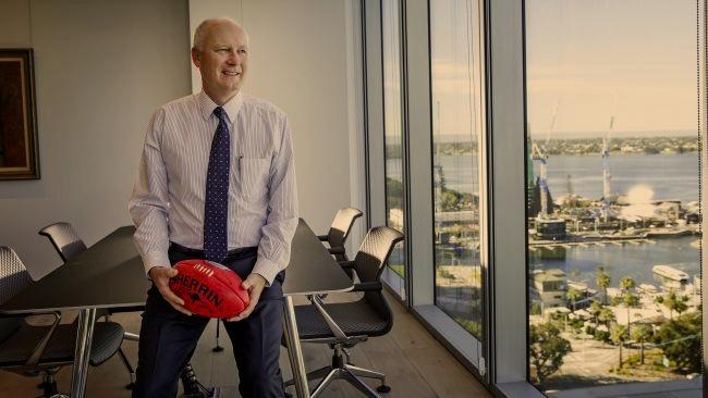 Richard Goyder - Melbourne CEO Mastermind Speaker  (photo PerthNow)