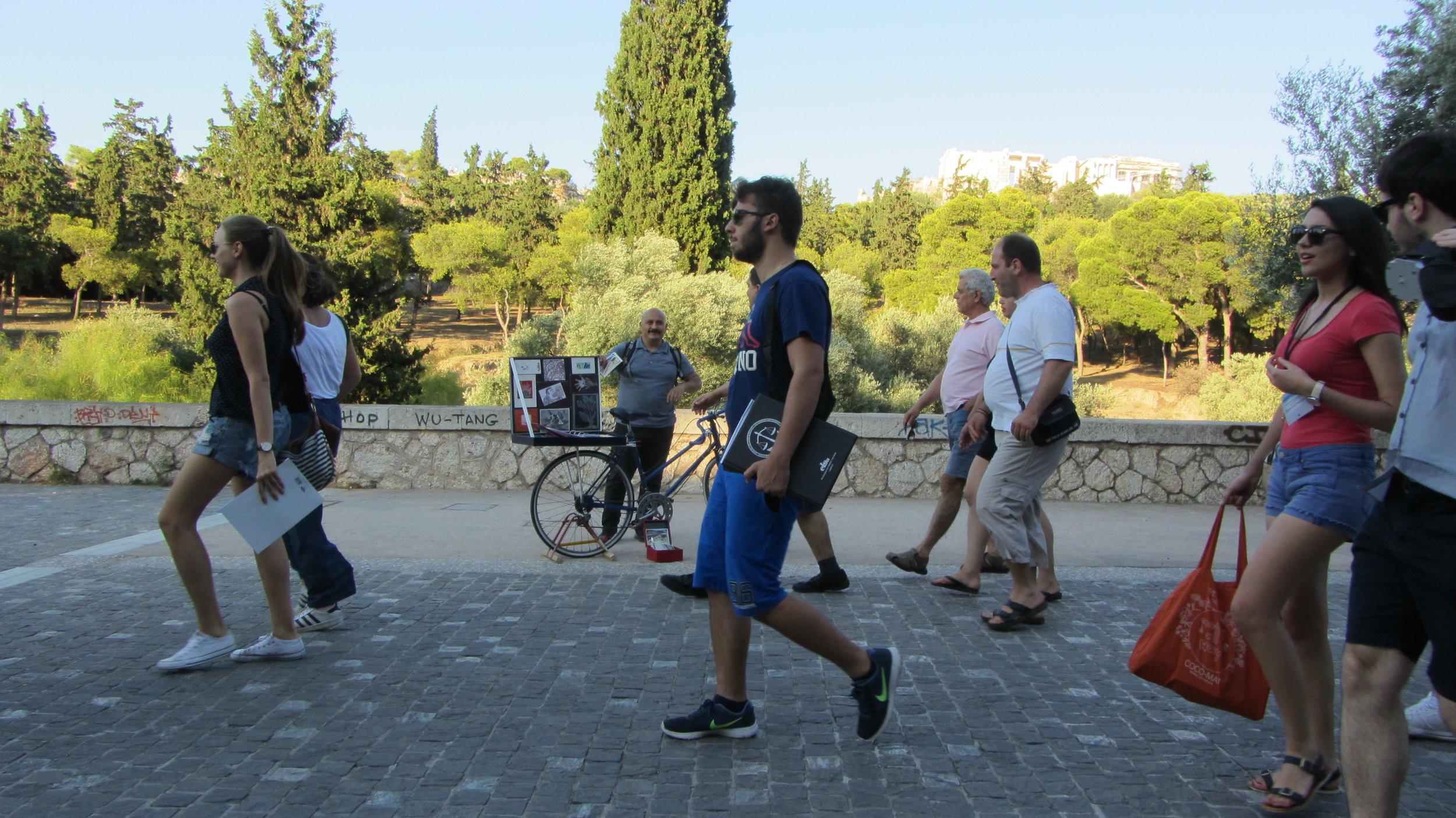 El turismo griego