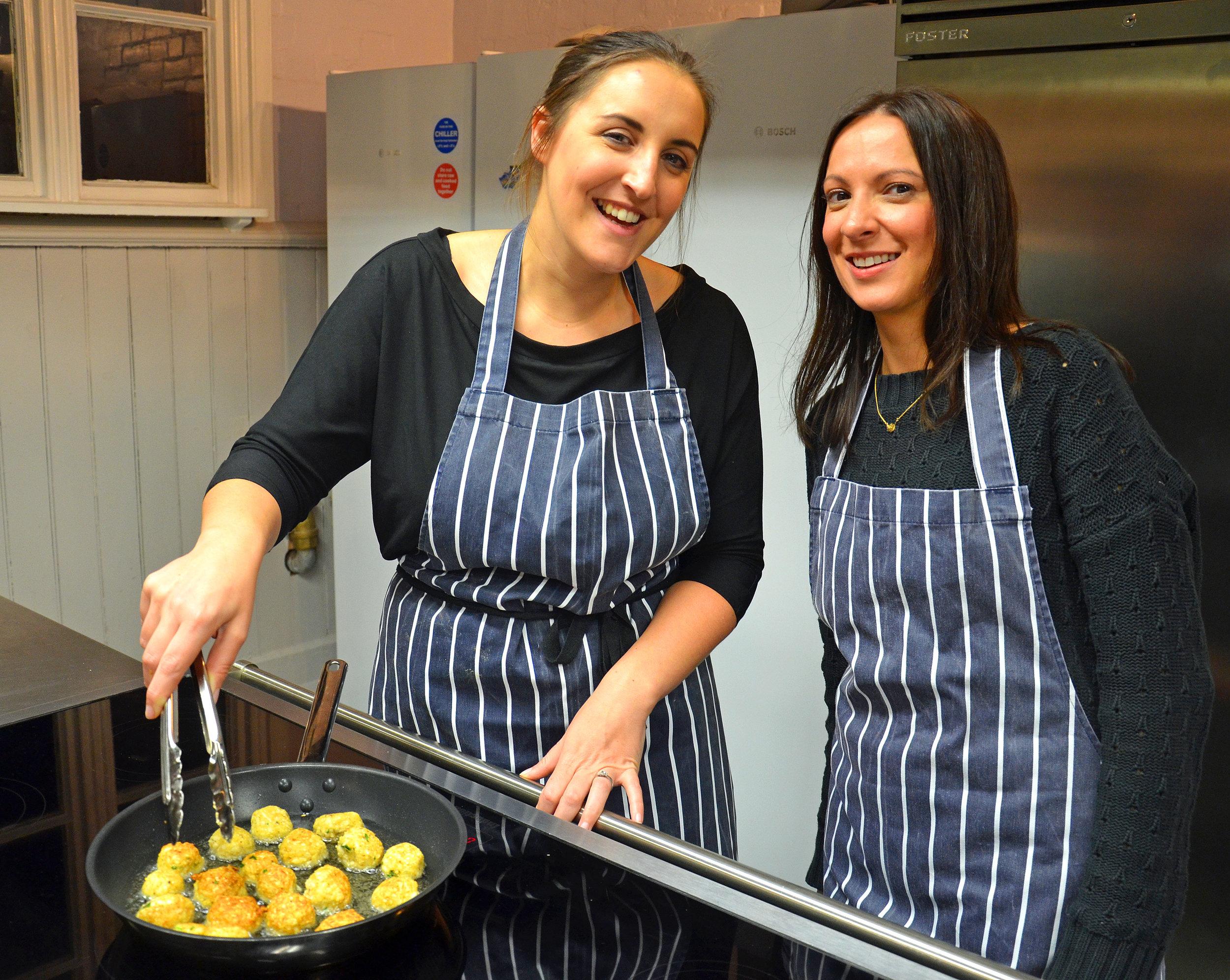 Katie Cohen and Sonya Bell.JPG