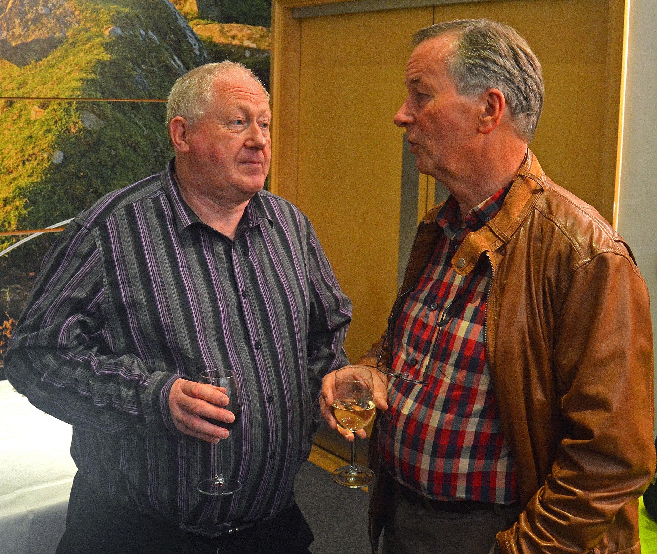 Adrian Kibbler, Brian Conway
