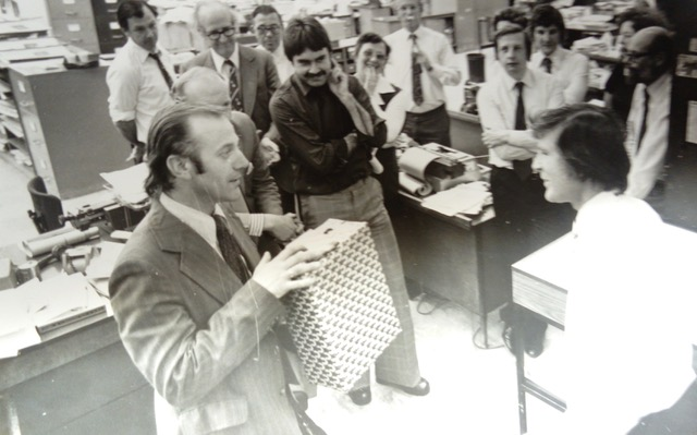 Ken Jackson (left) at his Birmingham Mail farewell presentation in 1977 (1).jpeg
