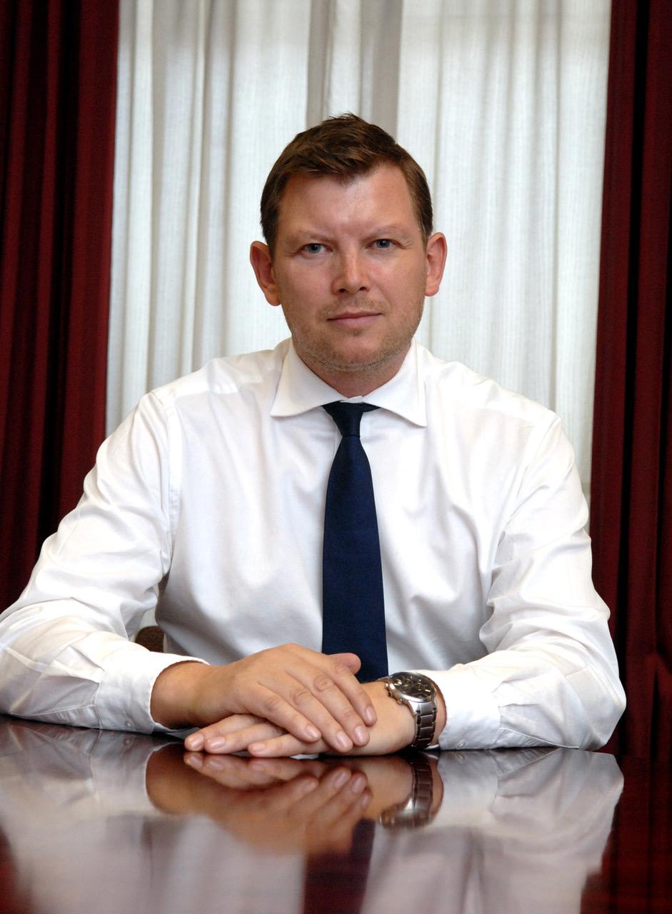 Keith Harrison, Express & Star Editor