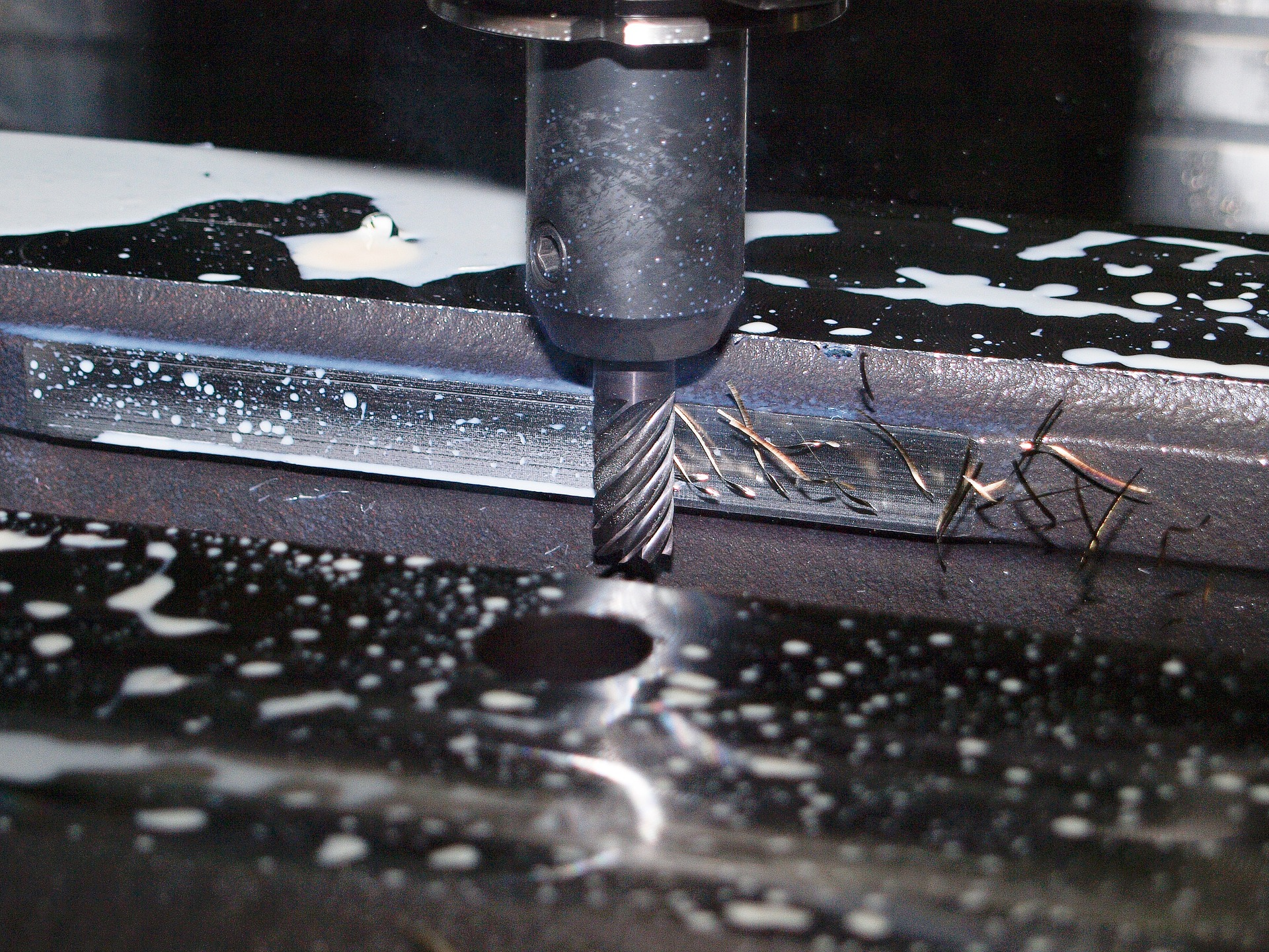 PCP METAL WORKS DRILL IMAGE