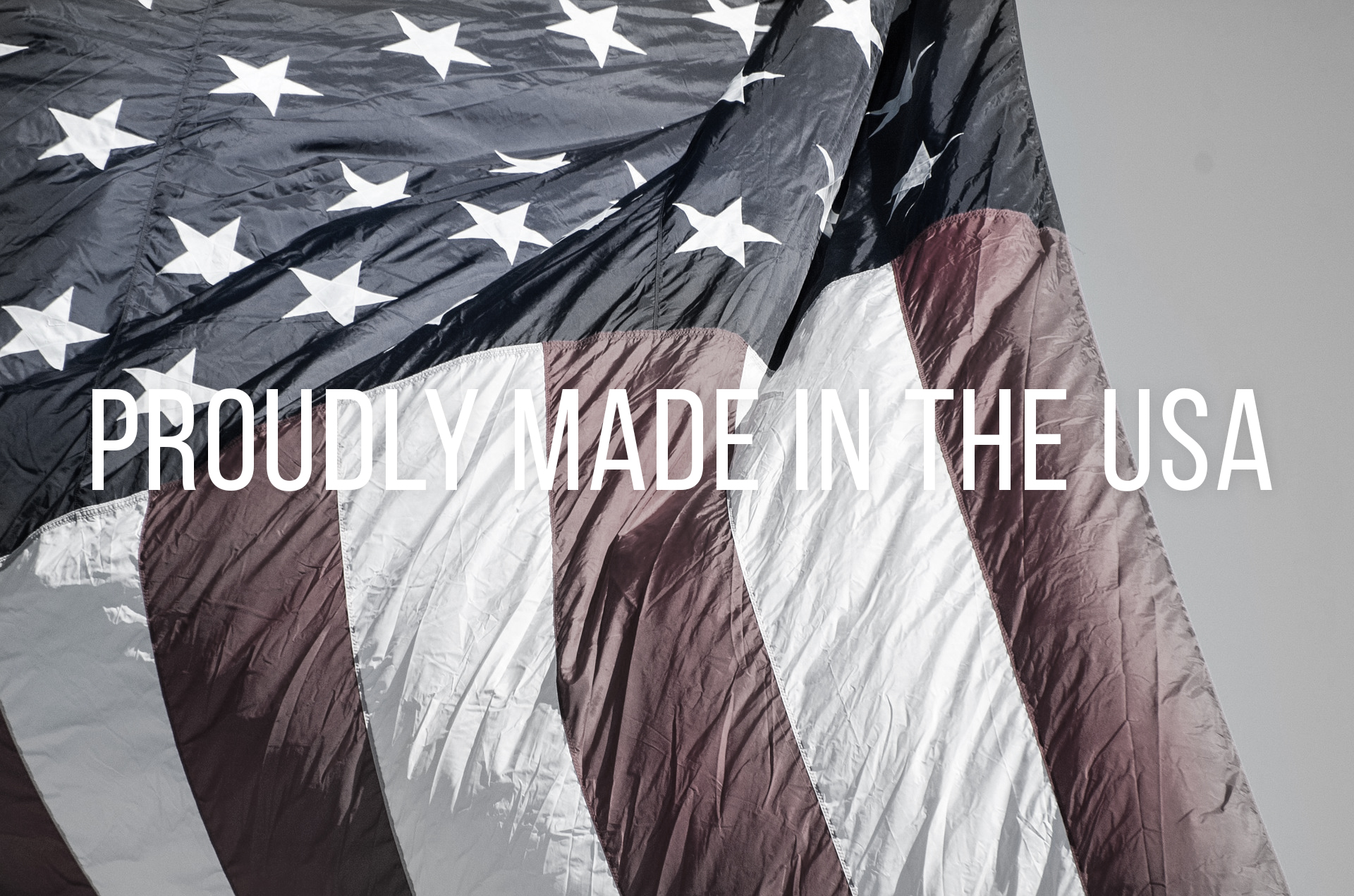 PROUDLY MADE IN USA IMAGE