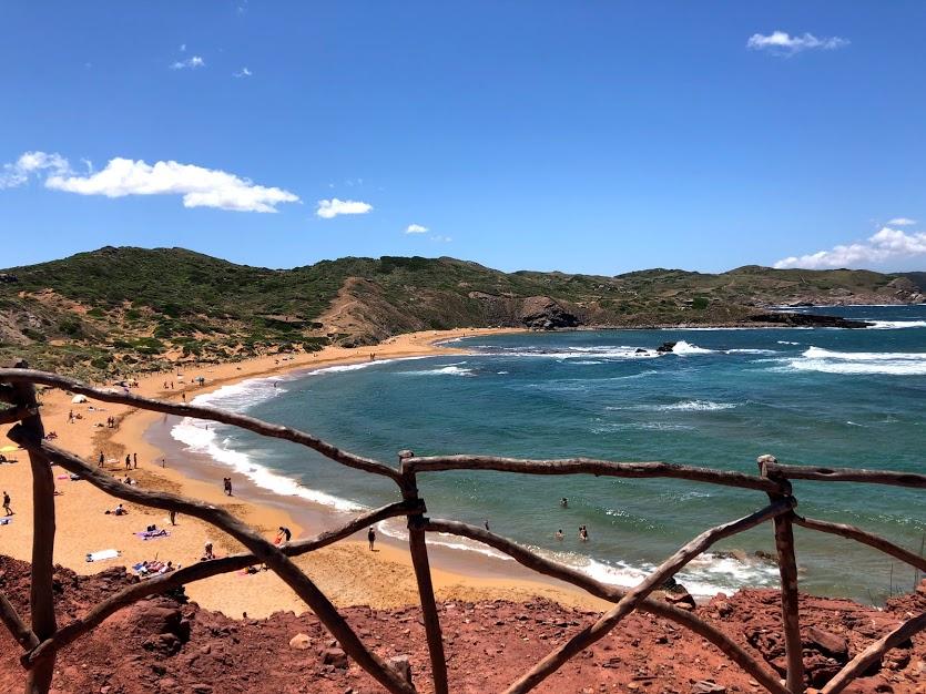 views from the Cami de Cavalls
