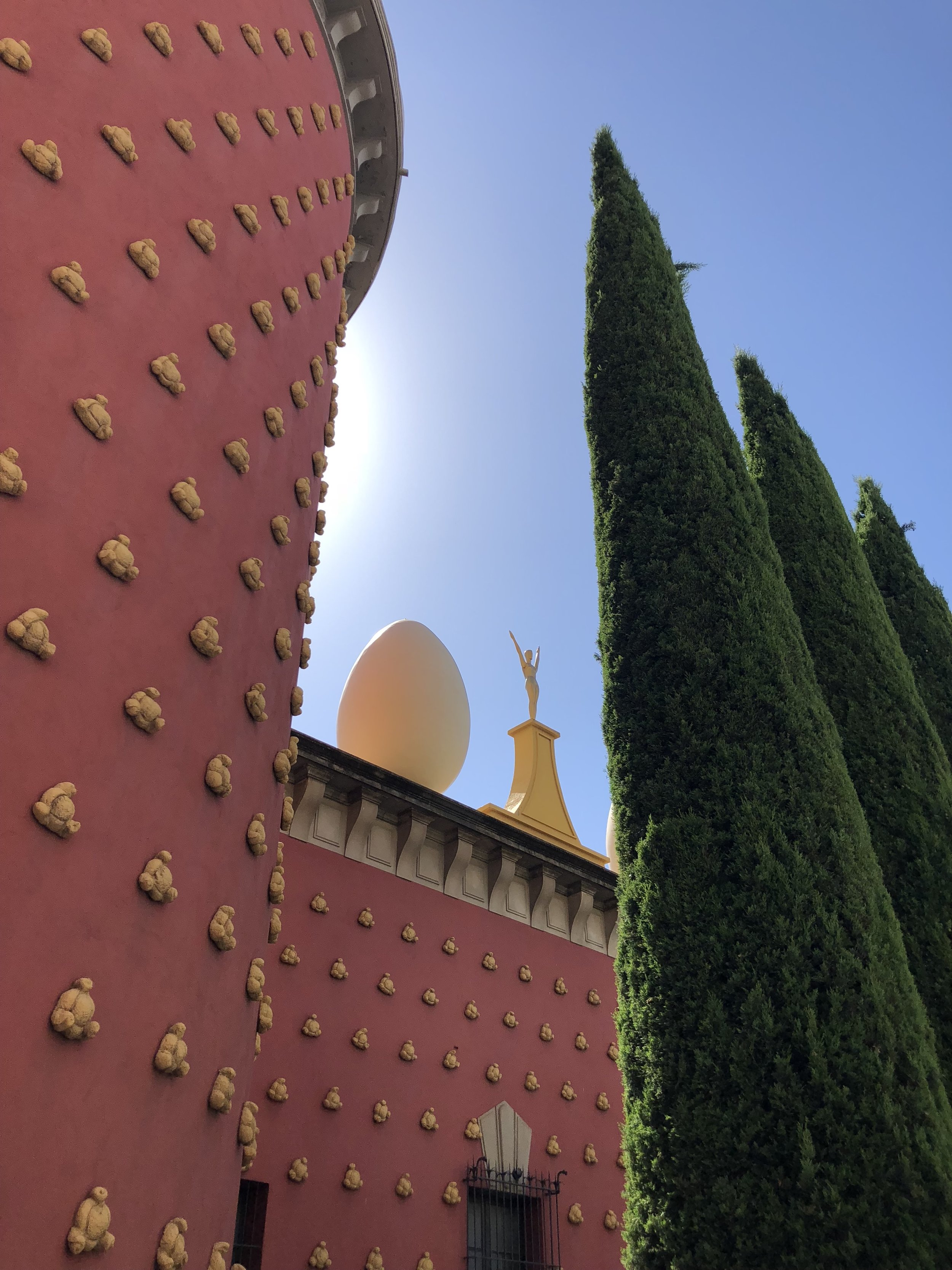 Dalí Theater and Museum in Figueres