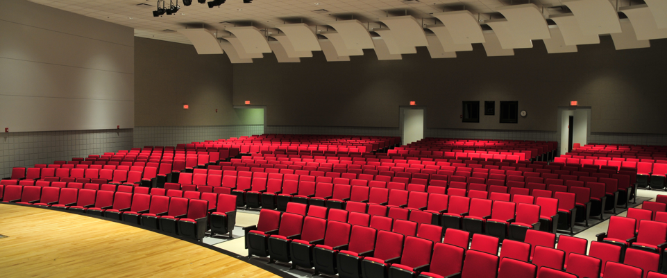 Jefferson Forest Highschool - Auditorium