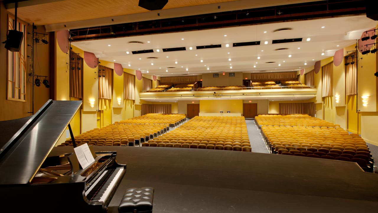 Longwood University - Auditorium