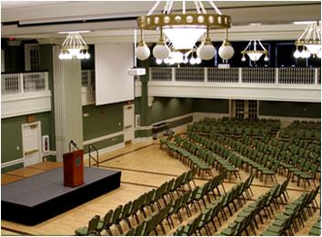 Longwood University - Auditorium