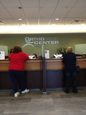 Orthopaedic Center - Medical