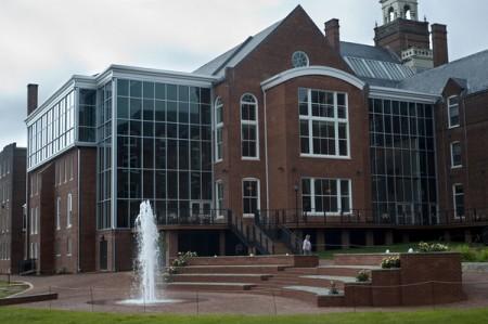 Randolph College - Student Center