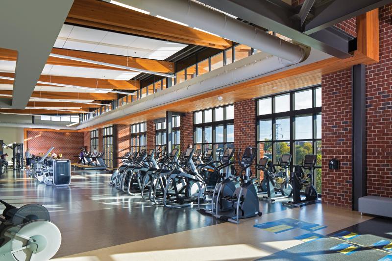 YMCA Danville - Fitness Facility
