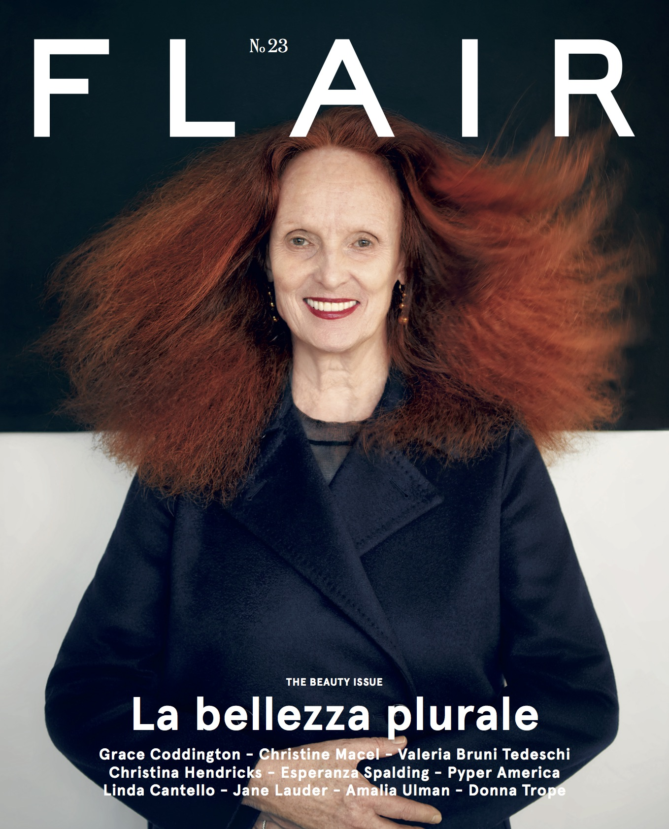 Flair / Jason Schmidt / Grace Coddington