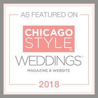 Chicago Style Weddings 2018