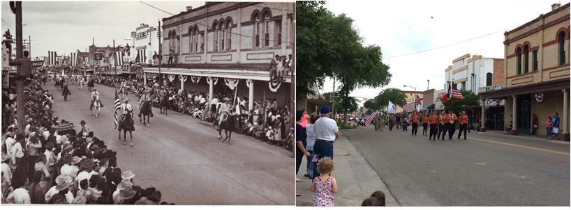 Then and Now Washington Street.JPG