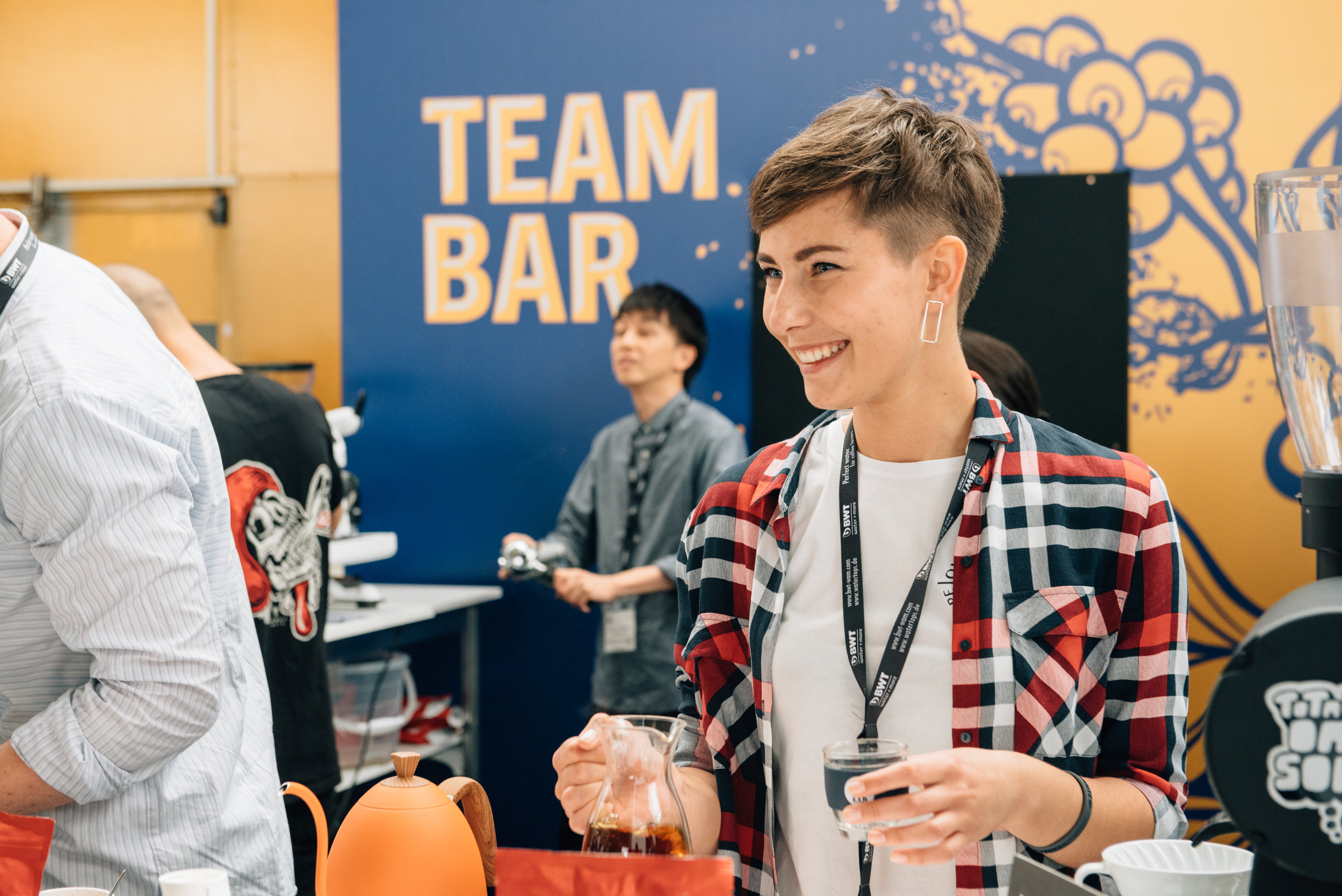 Getting to Grips with the World Barista Championship