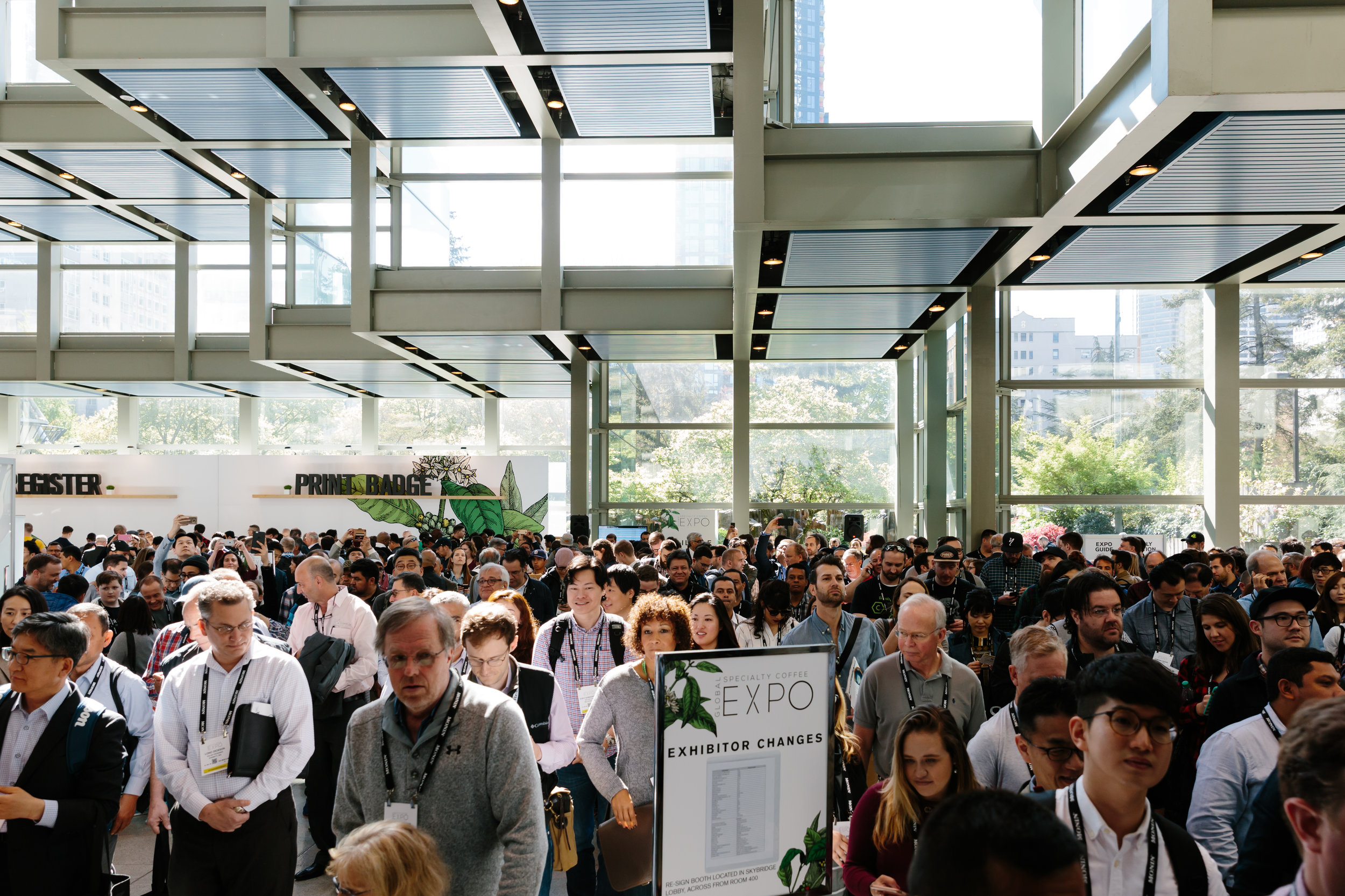 Specialty Coffee Expo newcomers and veterans alike usually have one question on their mind as they collect their badge in: Where do I start? -