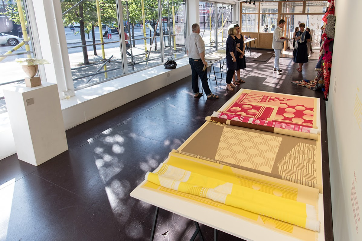 The Fabric of the City, 2015