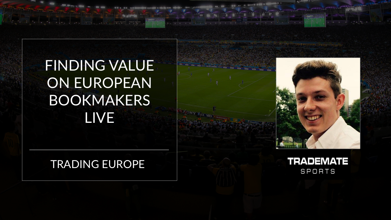 Marius Norheim, CEO of Trademate Sports