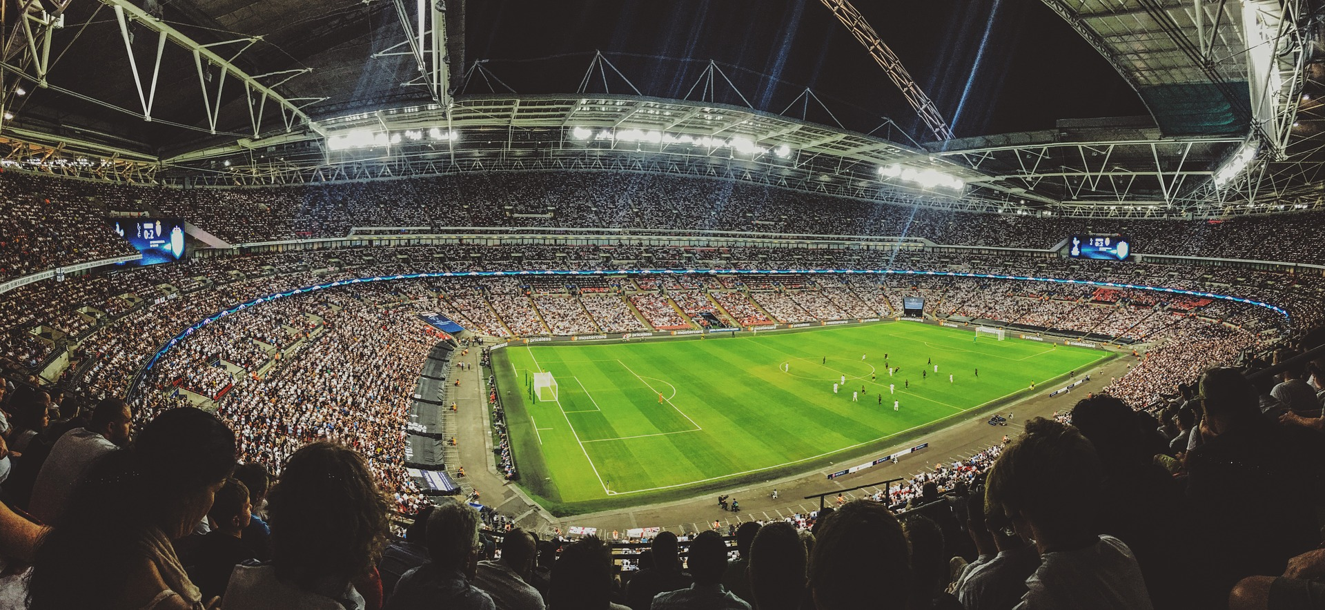 How to calculate the Arbitrage winnings in a soccer match.
