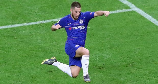 Chelsea will be without star player Eden Hazard after he was sold to Real Madrid.