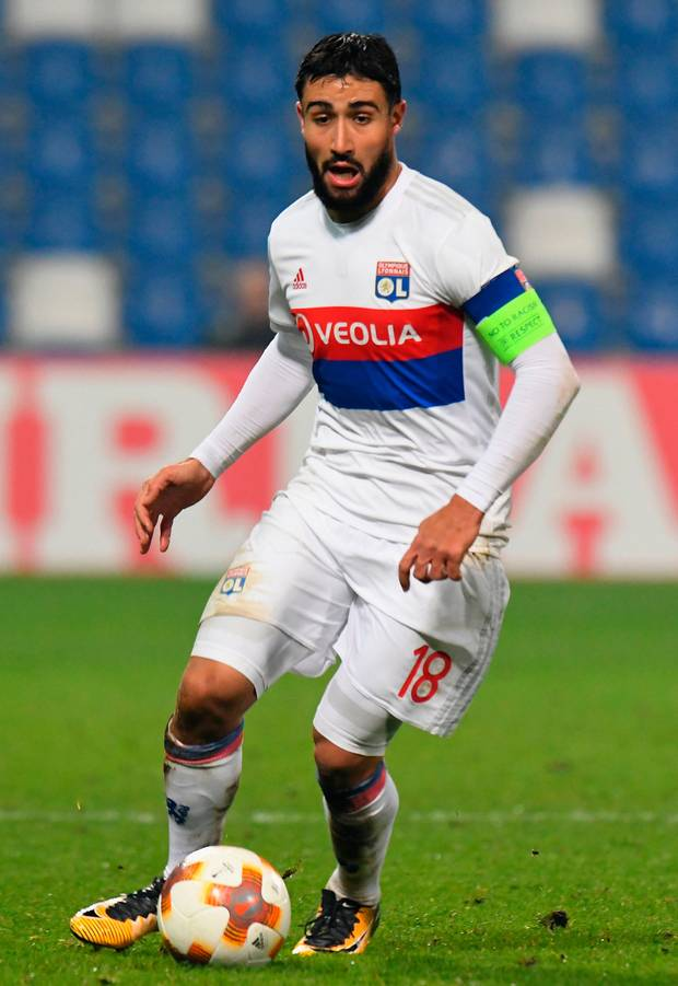 Lyon will miss their former captain Nabil Fekir after he signed for Real Betis.