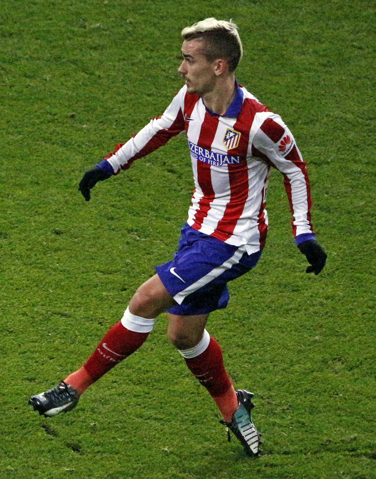 Atletico Madrid will be without star player Antoine Griezmann this season.