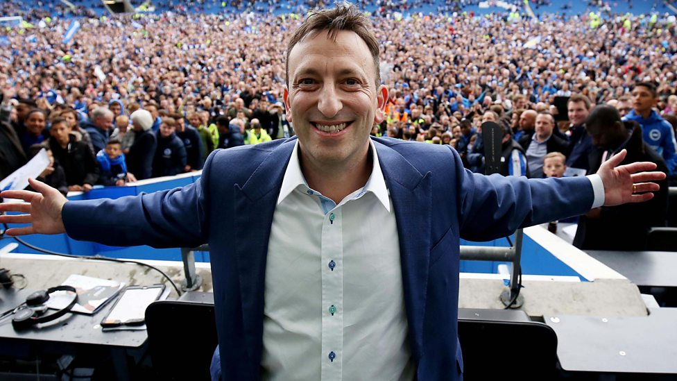 Bloom is the owner of EPL side Brighton FC.