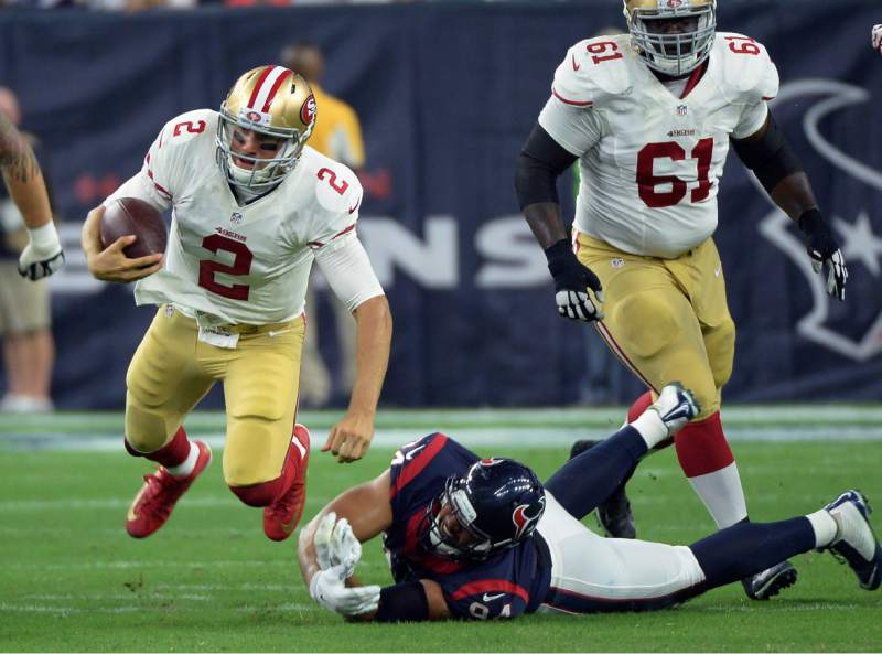 San Fransisco are a chance of taking out the NFC West conference.