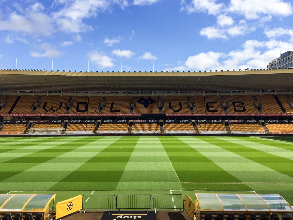 Molineux Stadium will play host to some of Europe's biggest encounters this season!