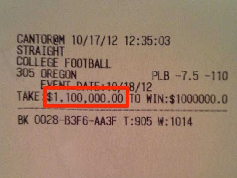 Did mayweather bet on fight how to win a sports betting