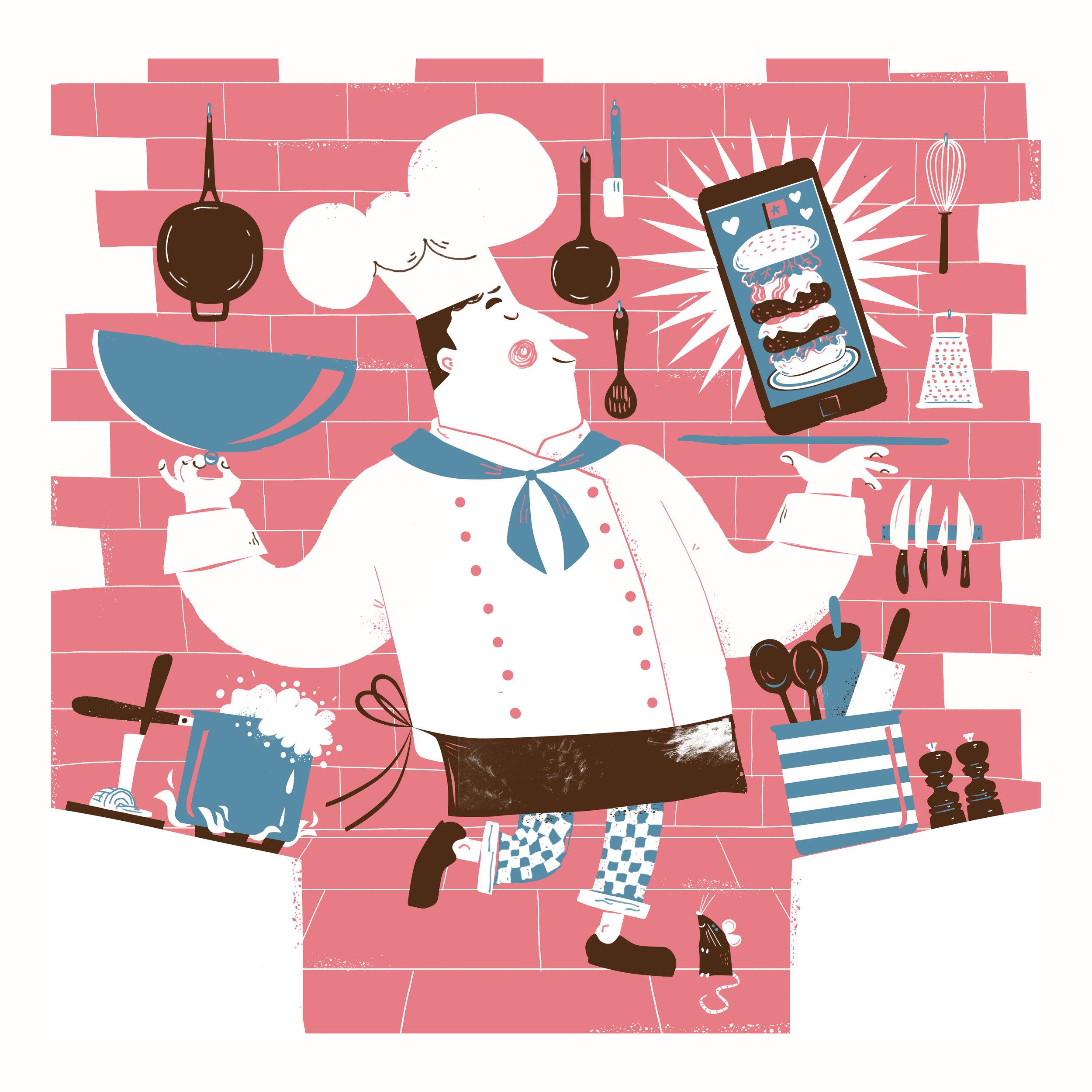 Chris Dickason Chef