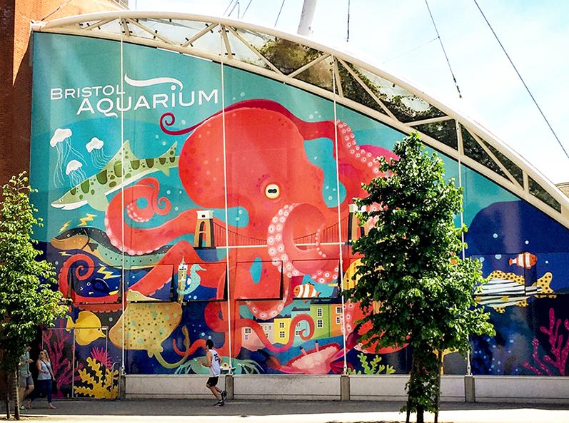 Chris Dickason Bristol Aquarium 001