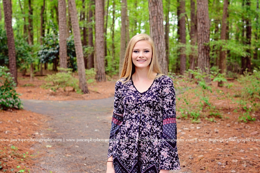 senior portrait Red Wing Park Jan Casper Photography Virginia Beach Virginia