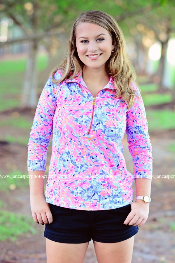 senior portrait Red Wing Park Virginia Beach Jan Casper Photography Virginia