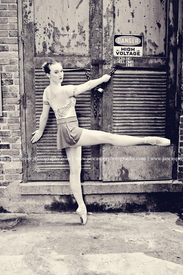 dance portraits Jan Casper Photography Downtown Norfolk Virginia