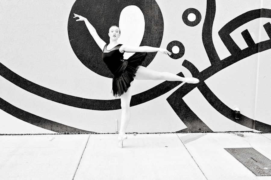 dance portraits Jan Casper Photography Downtown Norfolk Virginia Neon District