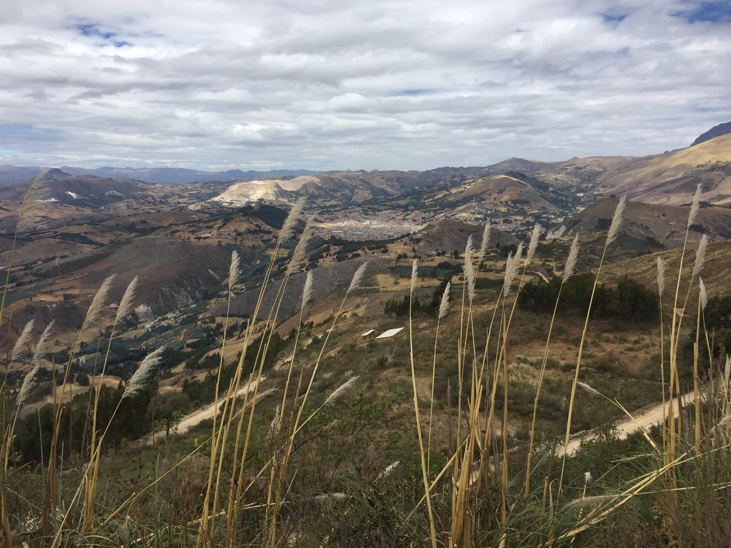 Huamachuco, Perú