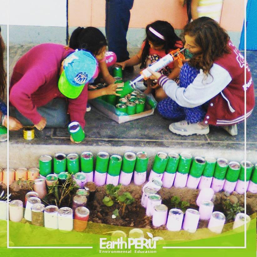 Volunteering with Earth Peru