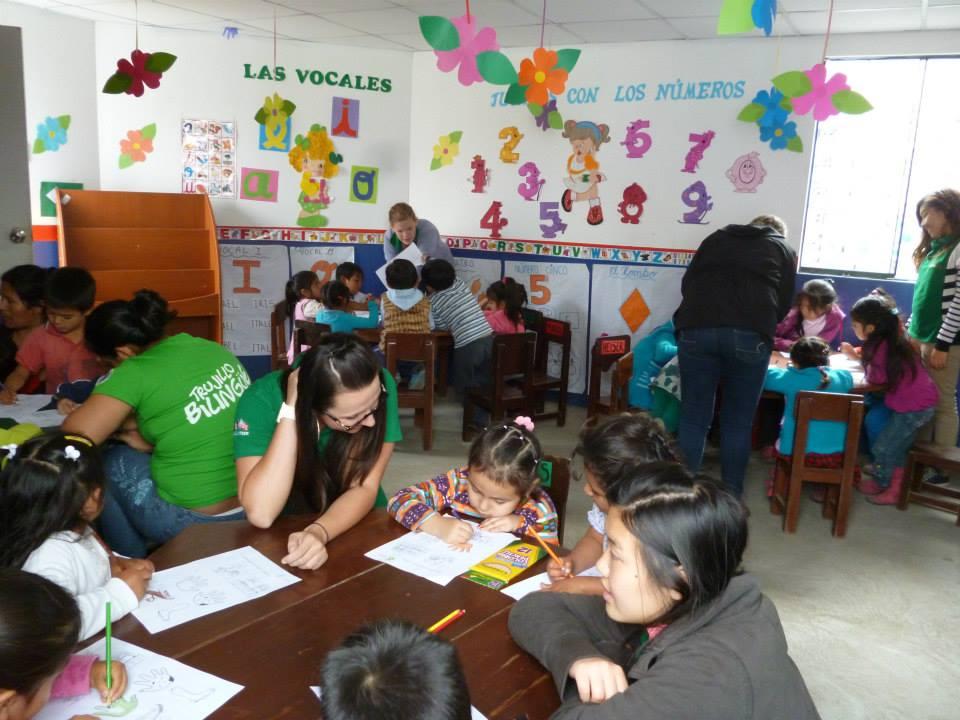Vive Peru Health Education & Training