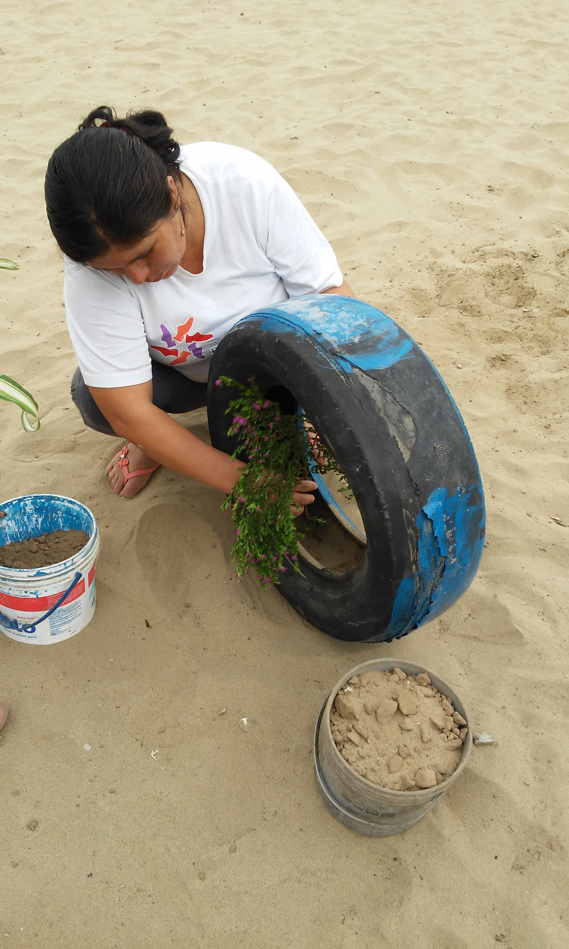 Earth Peru Environmental Education and Action Project