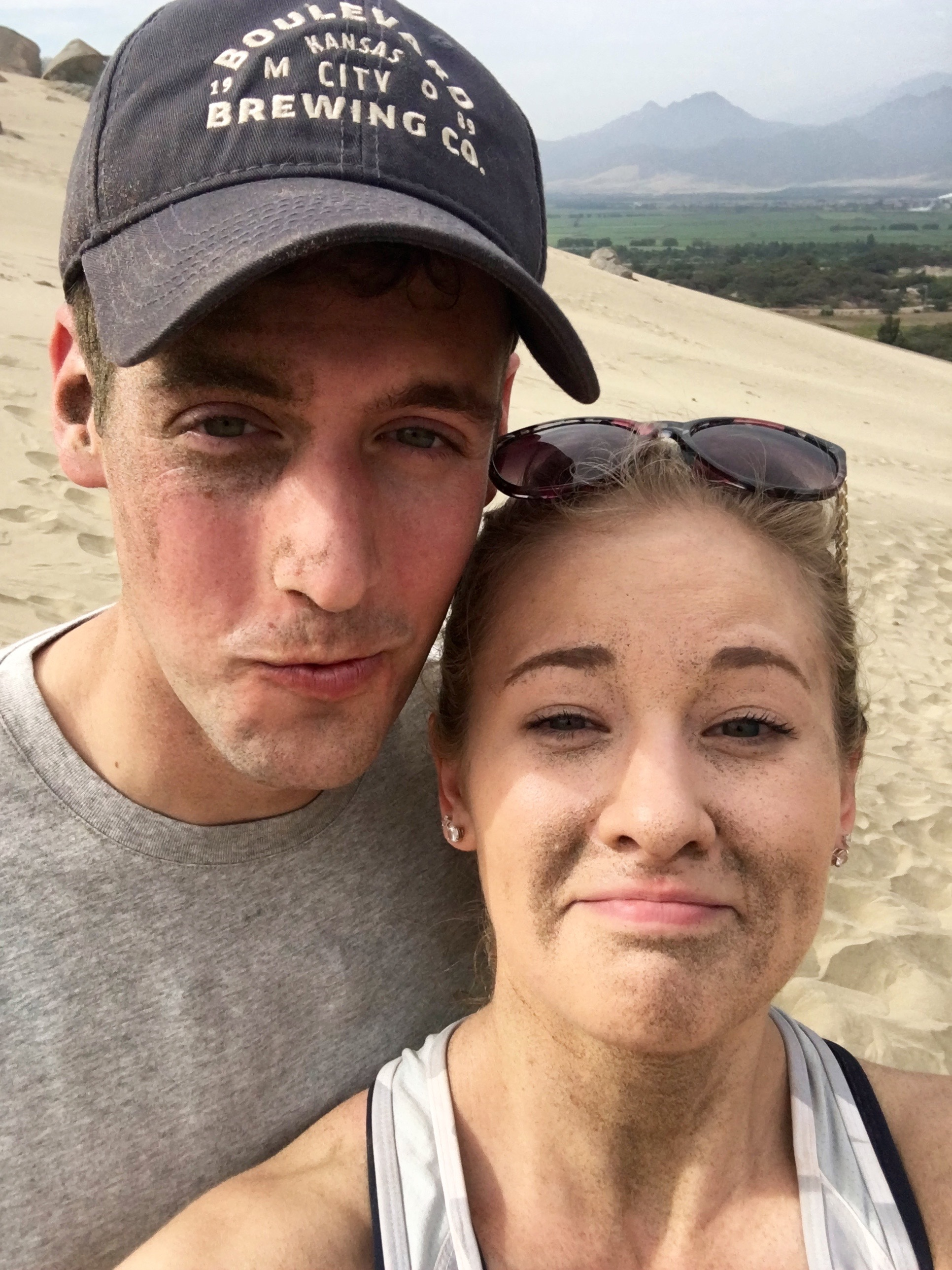 Kayla and Daniel McMullen
