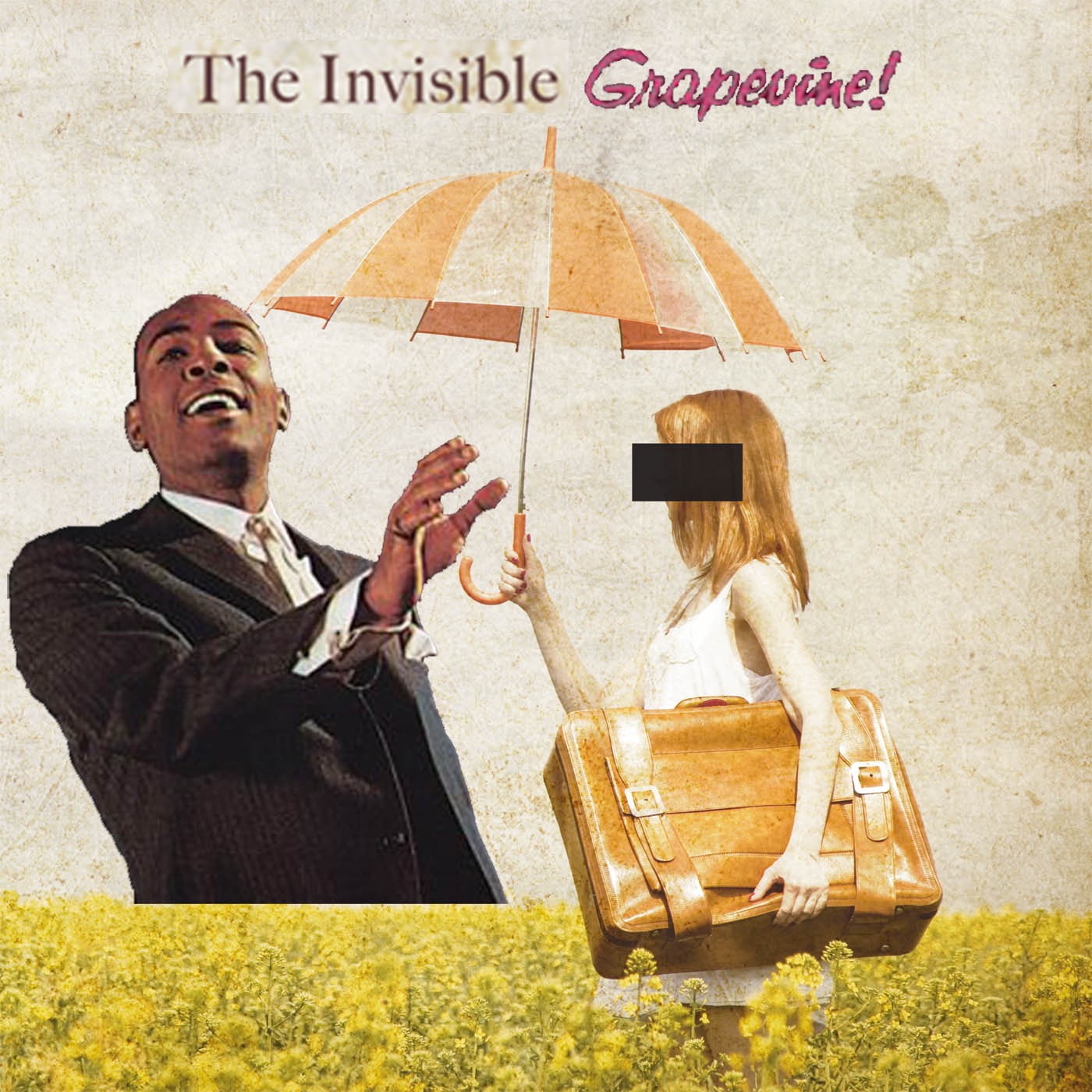 """A mashup of Parov Stelar's """"Invisible Girl"""" and Marvin Gaye's """"Heard It Through The Grapevine""""  Listen & download here:"""
