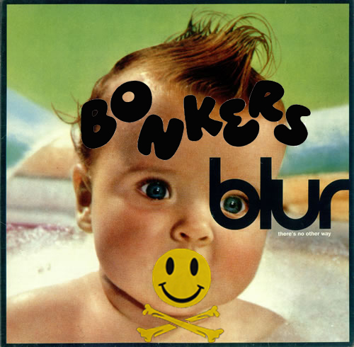 """A mashup of Blur's """"There's No Other Way"""" and Dizzee Rascal's """"Bonkers""""  Listen & download here:"""