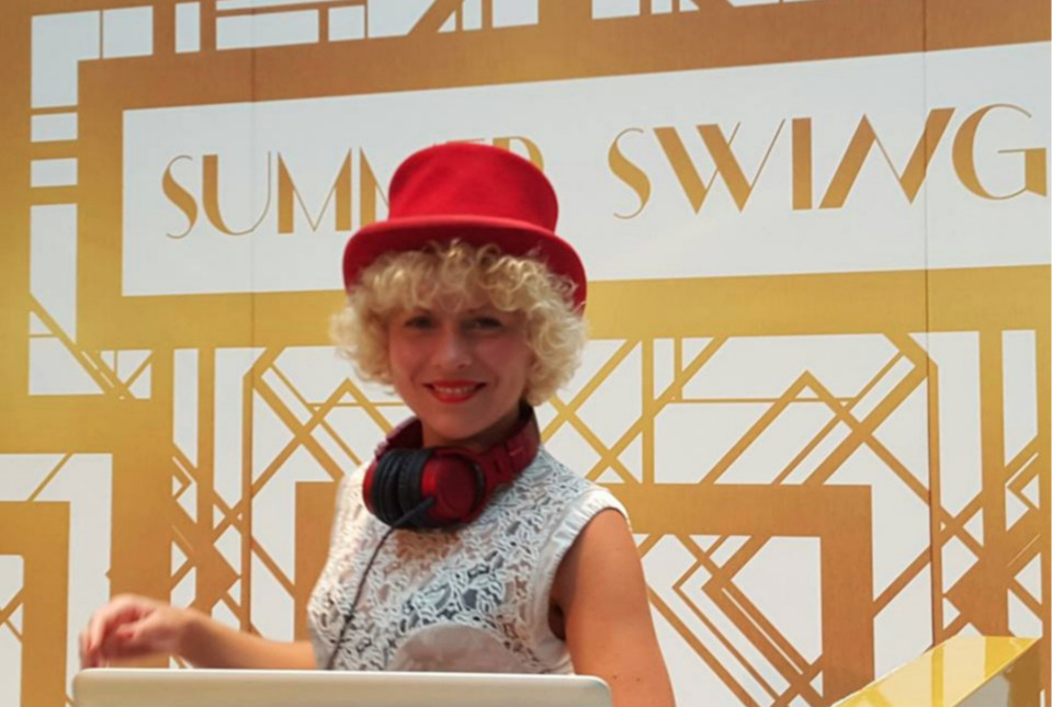 Google's Summer Swing Party - Royal Opera House, London (Jul 15)