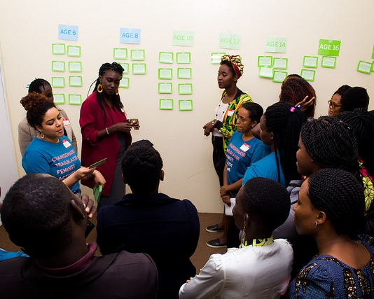 Learn more about our efforts to strengthen the capacity of organizations serving girls through the  Girls First Network , a knowledge-sharing community for girl-focused NGOs.