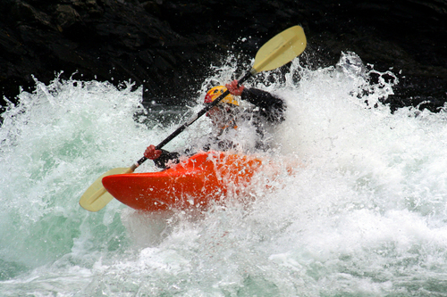 Canoeing   From leisurely trips through to surf and rapids.