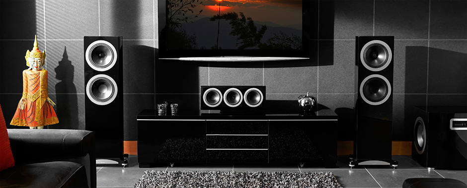 TANNOY Lifestyle Home Theater
